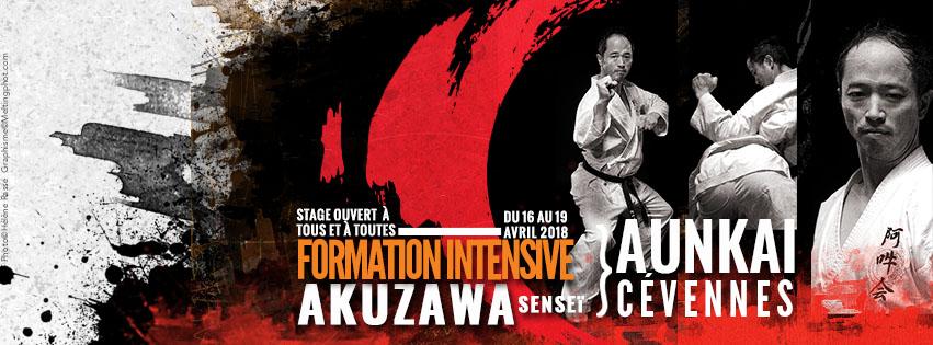 Aunkai: formation intensive à Alès.