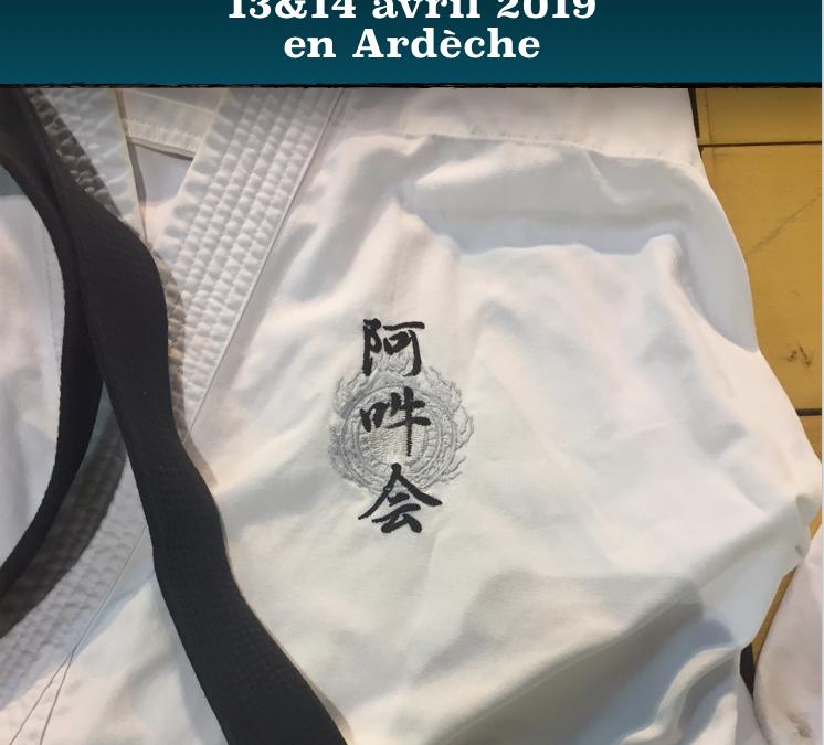 Aunkai Kuro Obi Seminar
