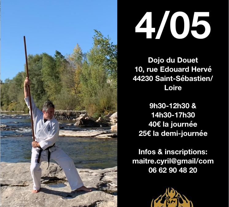 Aunkai – Kiaz (kyoshi) à Nantes (44)