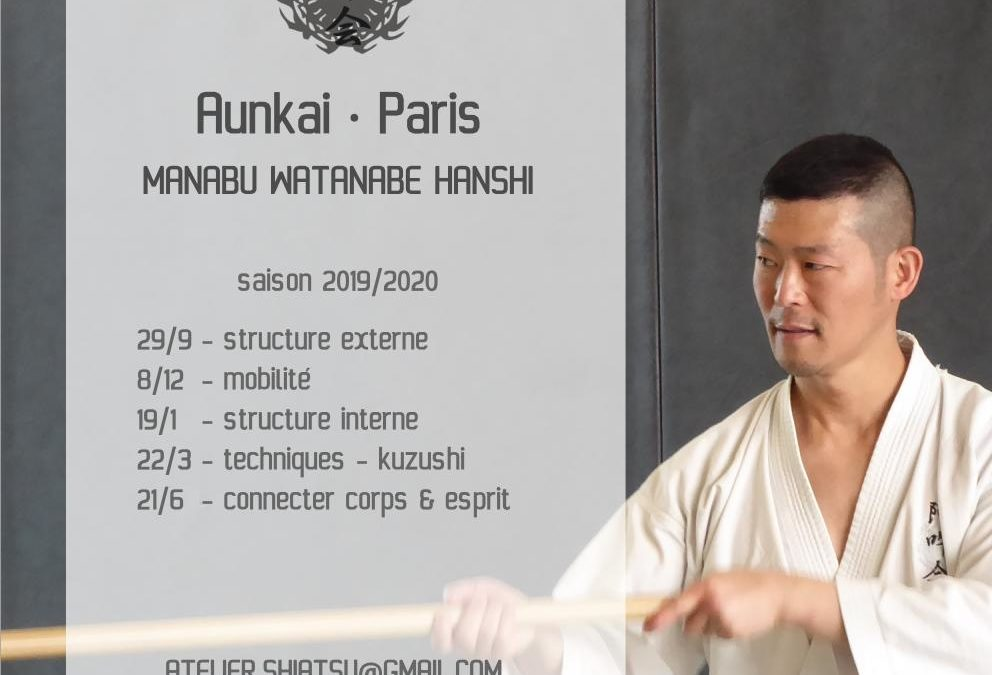 Aunkai – Manabu Watanabe 21/06/2020